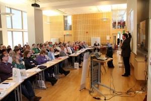 Centerpartiet Kronobergs distriktsstämma 2015
