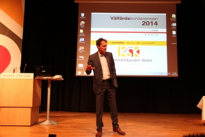 Välfärdskonferans 2014 i Lund